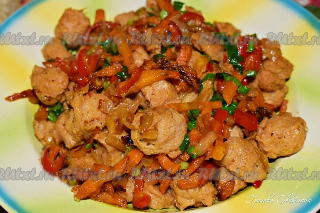 Как сделать соевое мясо фото 193