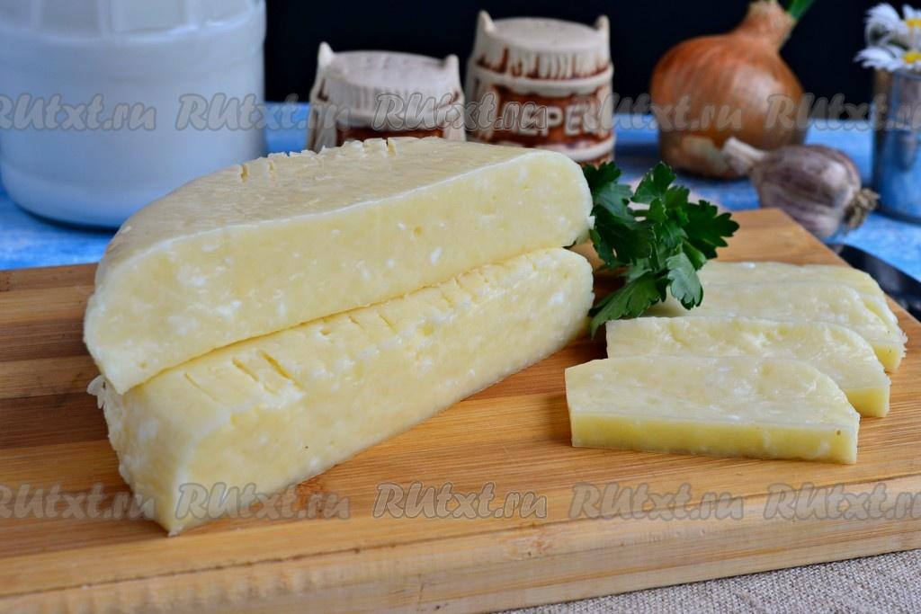 сыр из мягкого творога