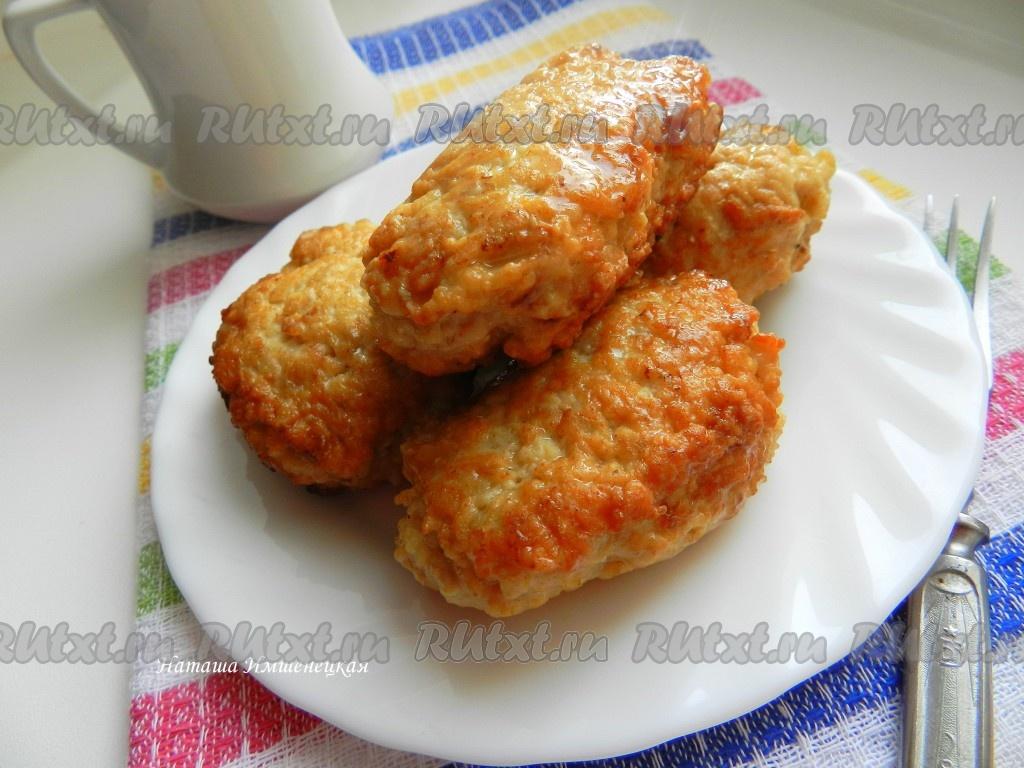 Рецепт вкусных котлеток из куриного фарша