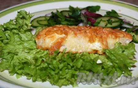 Если Вы ещё не пробовали конгрио, то обязательно приготовьте и побалуйте себя этой чудесной рыбкой.