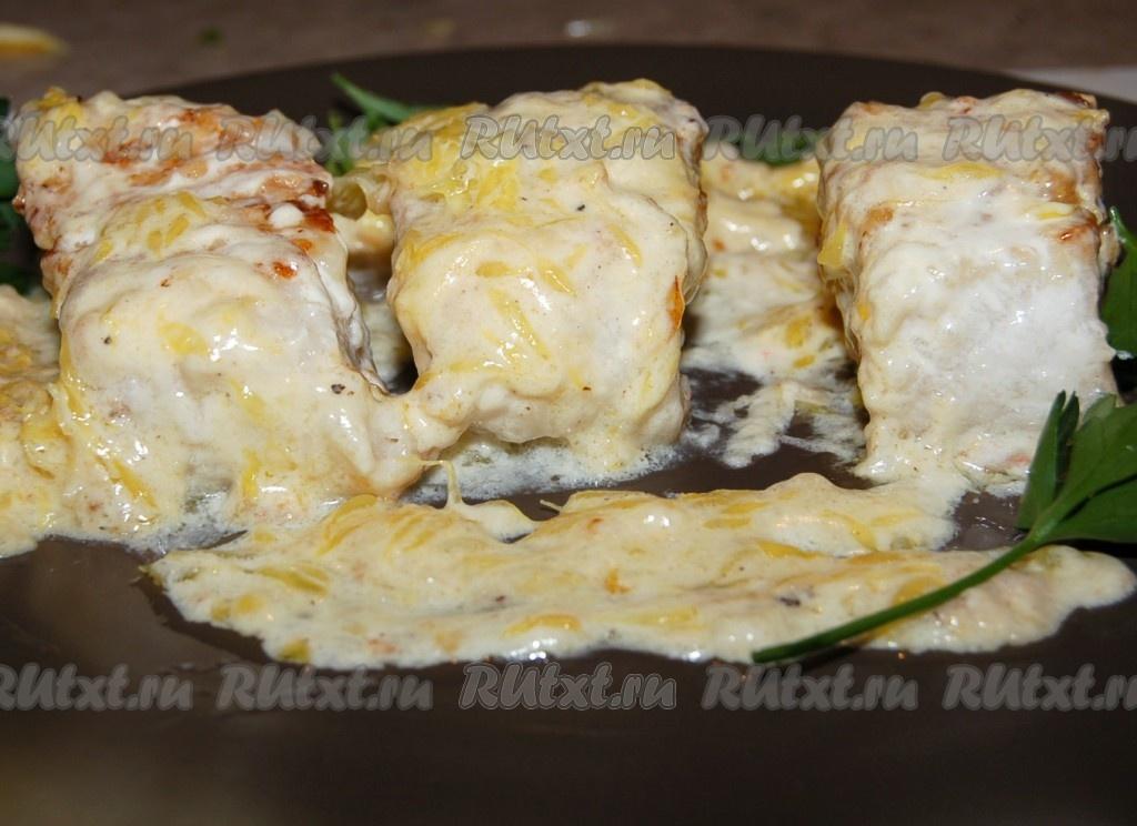 Сливочный соус на сливках для рыбы