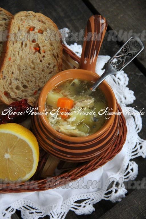 Рецепты супа из консервированной скумбрии