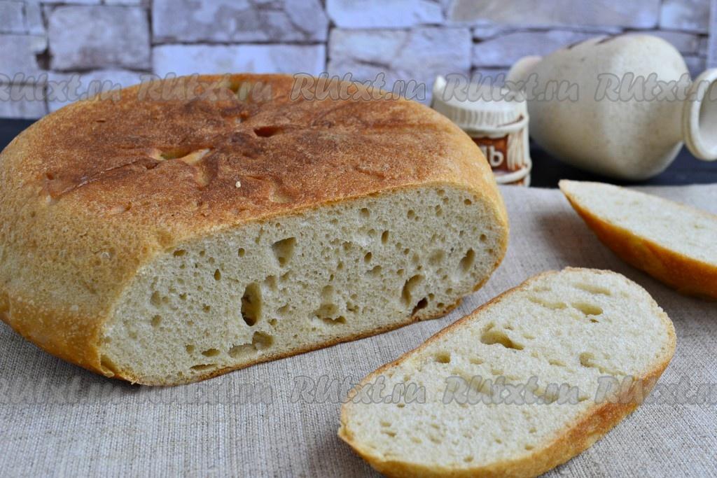Хлеб пшенично-ржаной в мультиварке - рецепт с фото на Хлебопечка.ру | 683x1024