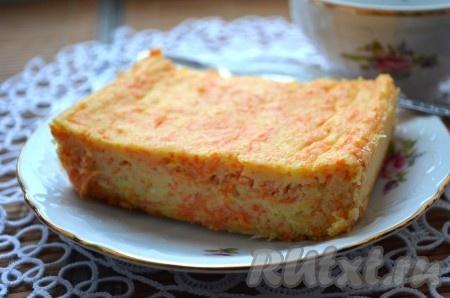 Салат с курагой и морковью