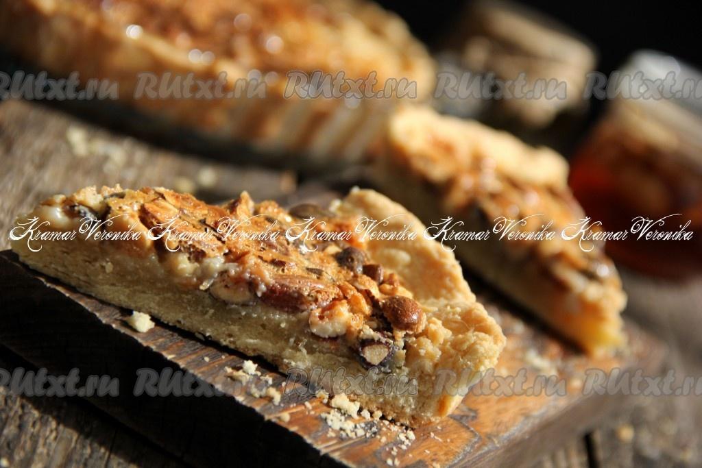 Бисквит с орехами и сгущщенкой - как приготовить, рецепт пошагово | 683x1024