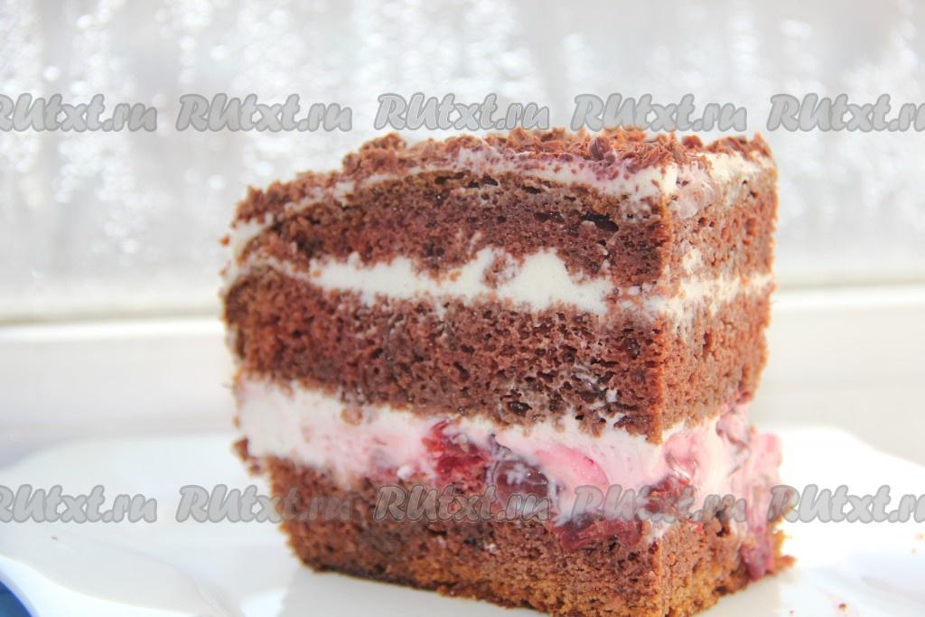 Торт лес рецепт