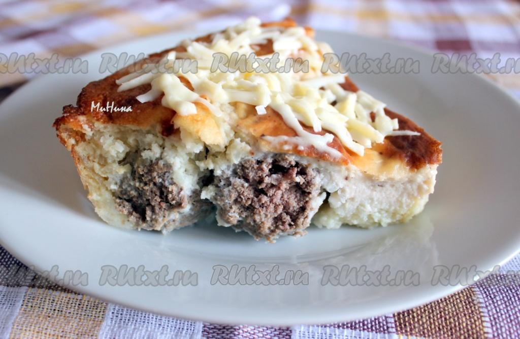 рецепты запеканок из картофеля для мультиварки