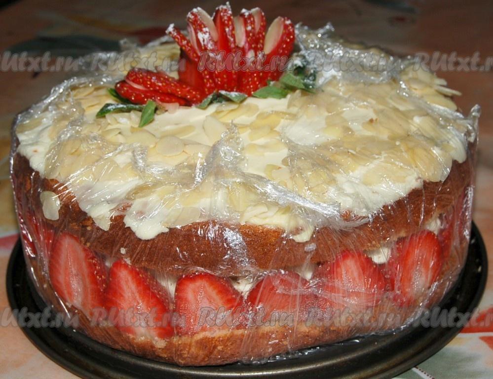 вкусный сочный торт рецепт с фото