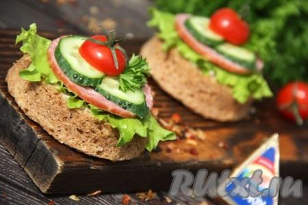 Хлеб из творога и отрубей в микроволновке