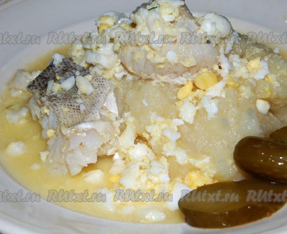 Рыба по польски рецепт