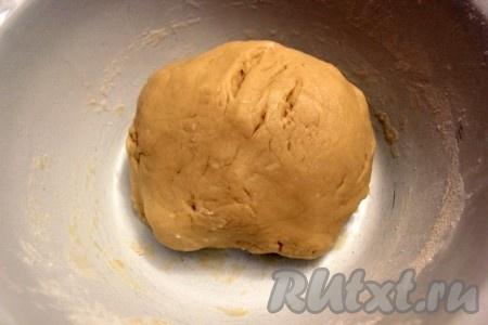 Печенье на молоке и маргарине