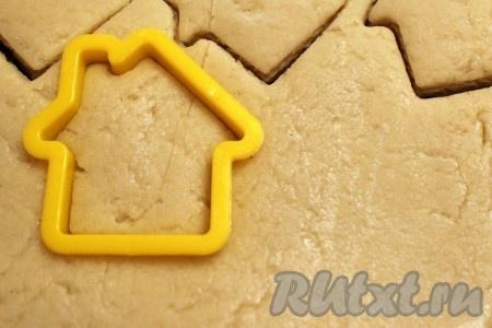 Печенье Ромбики на молоке и маргарине - рецепт пошаговый с фото