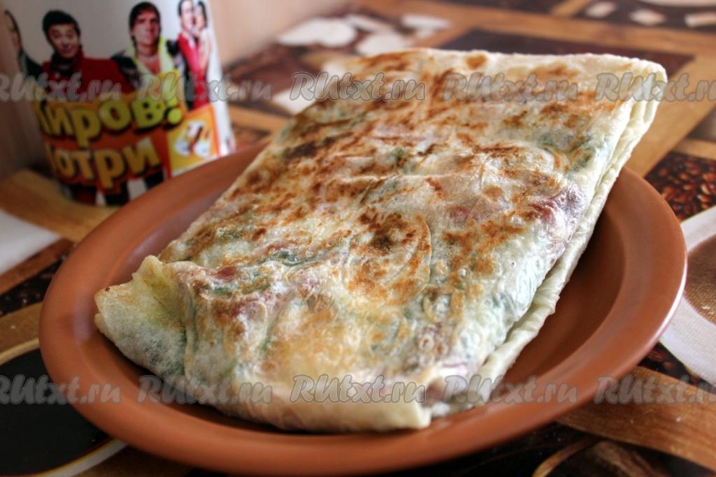 Рецепт булочек с корицей и сыром