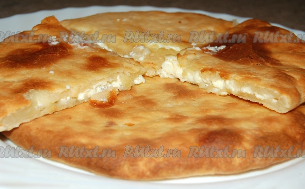 Хачапури по имеретински рецепт