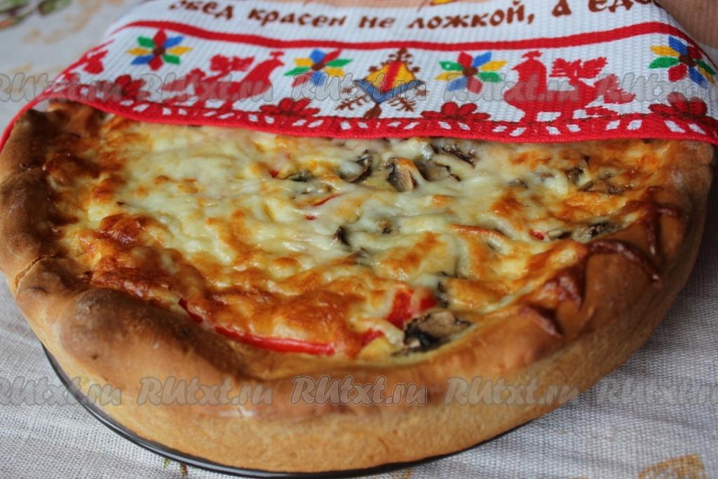 Открытые заливные пироги рецепты с фото