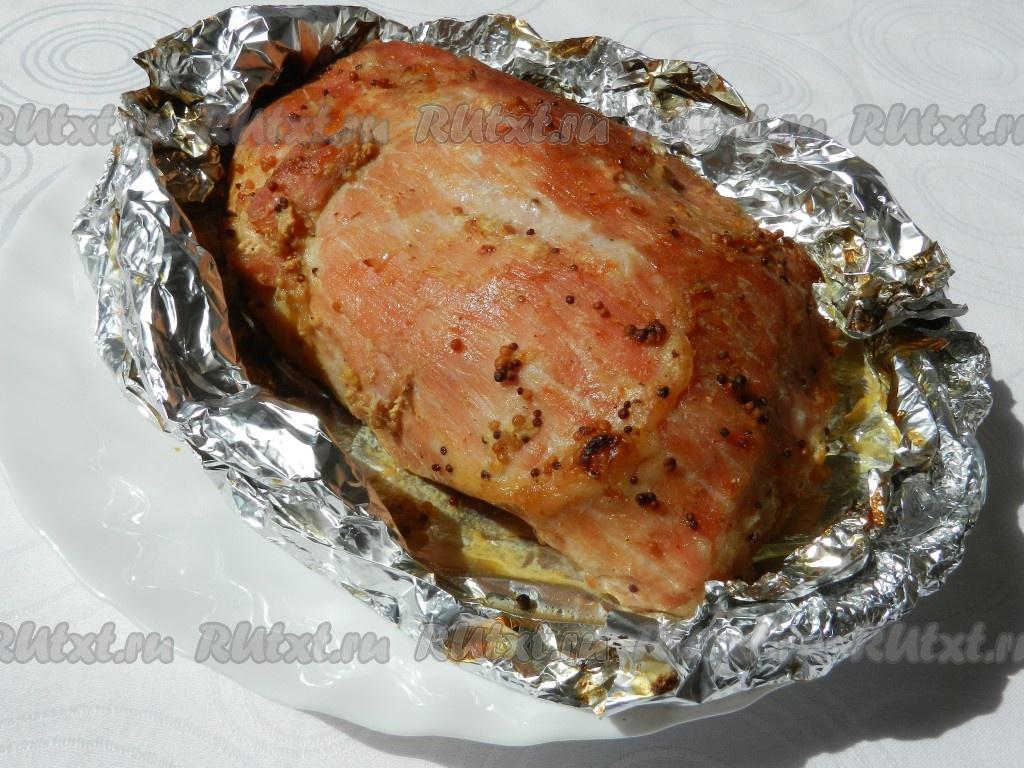 Как приготовить на протвине мясо с картошкой