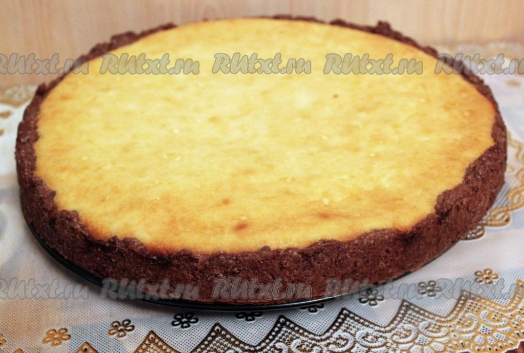 Рецепт как приготовить пирог с вишней в духовке рецепт с фото