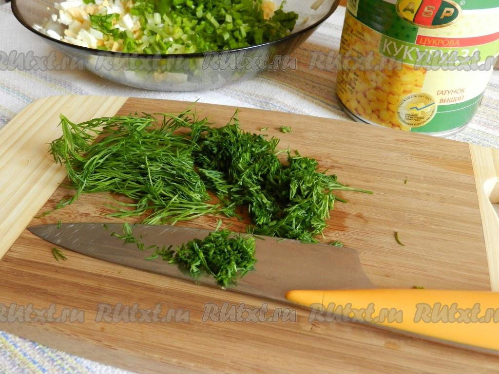 рецепт салата из черемши фото