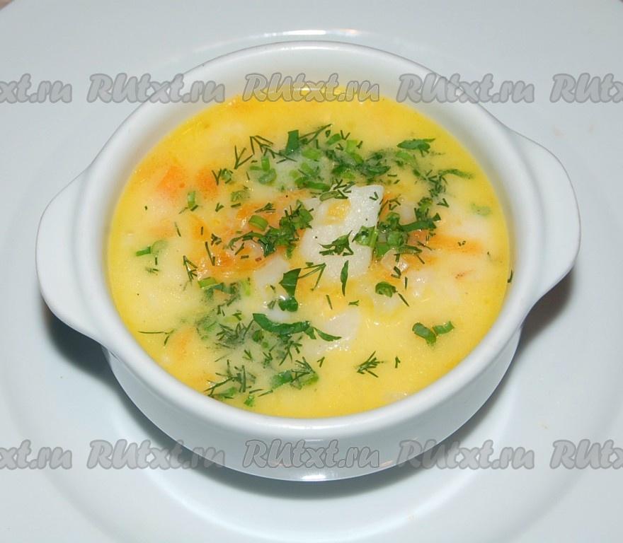 Вкусный и быстрый суп рецепт