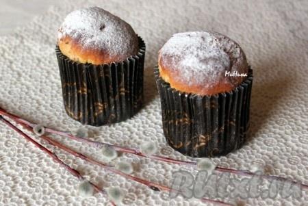 Ароматные куличи в хлебопечке