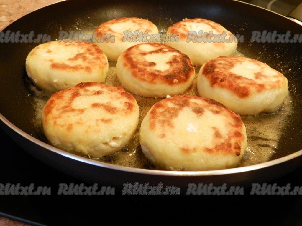 оригинальные сырники рецепт с фото