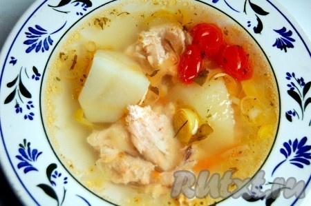 Блюда из головы семги рецепты с фото