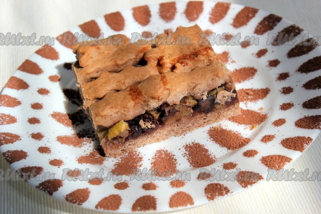 Рецепты пирогов с яблоками с фото от наших кулинаров ...