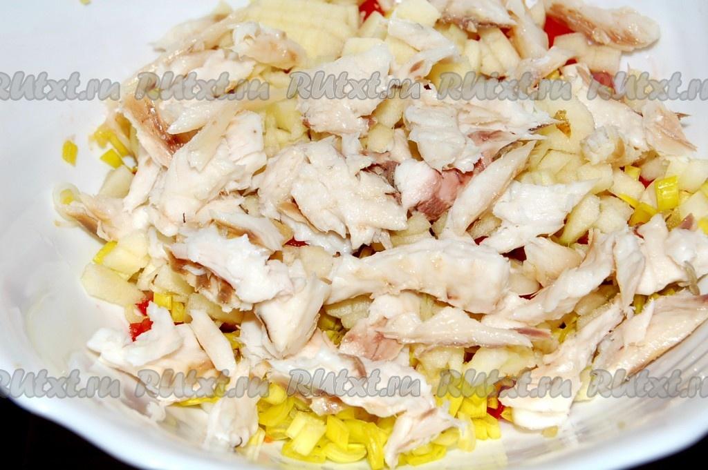 Вкусные салаты с вареной курицейы с фото