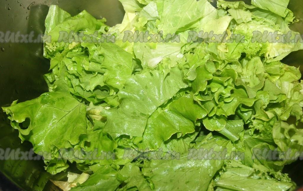 Салат из говядины с огурцами - рецепт с фото