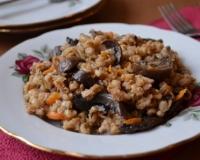 плов 1 кг риса на сколько мяса