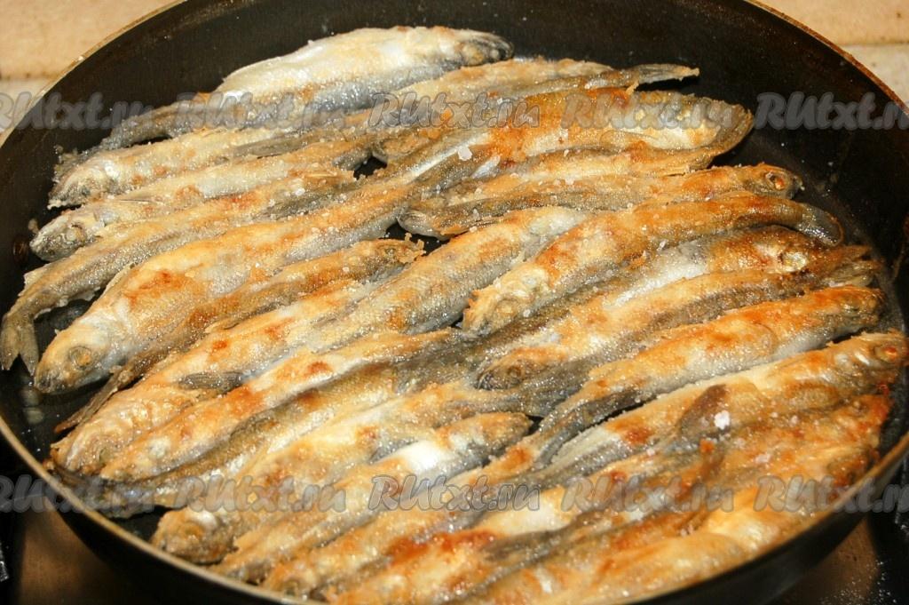 Рыба корюшка рецепты приготовления