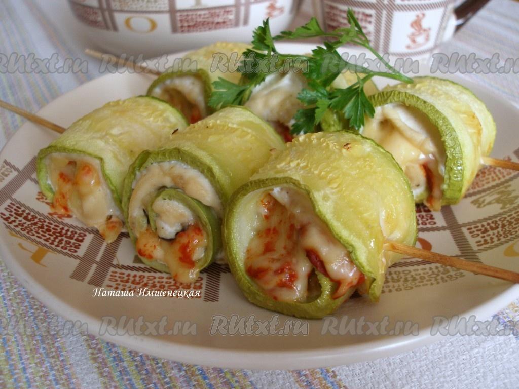вкусные блюда из кабачков и мяса