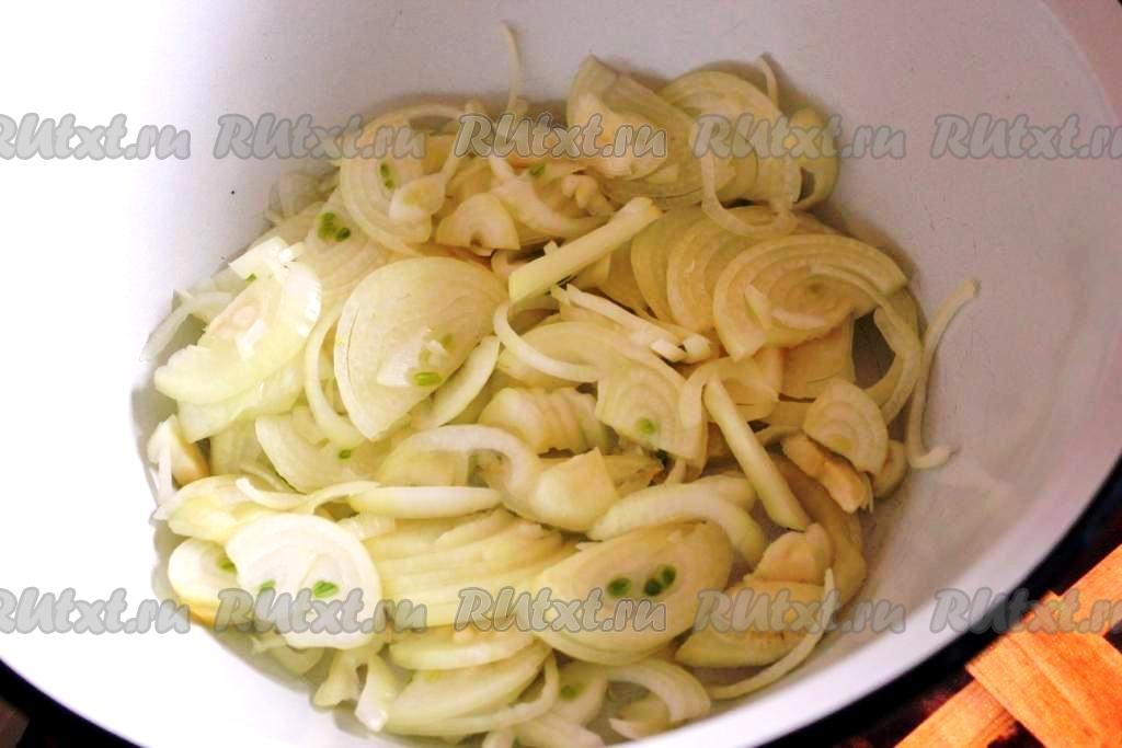 лук с уксусом рецепт быстрого приготовления к шашлыку