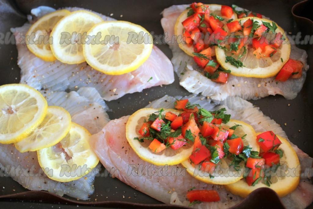 дори рецепты приготовления в духовке с фото