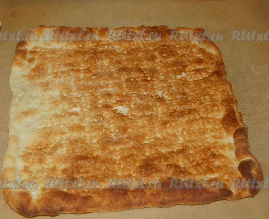 рецепты пиццы с готовым тестом