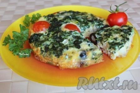 Жульен с курицей и грибами с соусом рецепт с фото