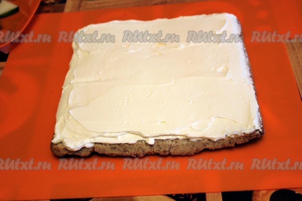 рецепт пирожного с маскарпоне