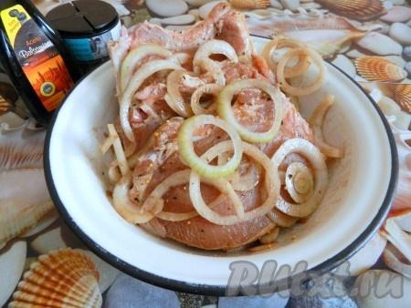 Свинина запеченные в духовке рецепт с фото