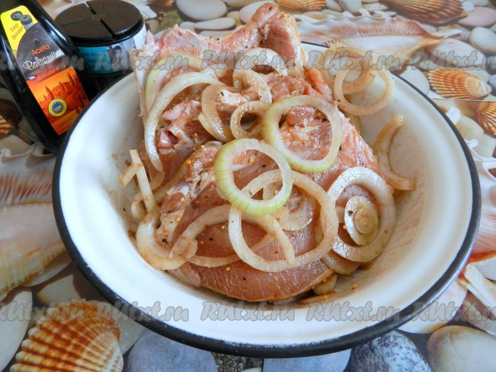 лазерсон рецепт шашлыка из свинины
