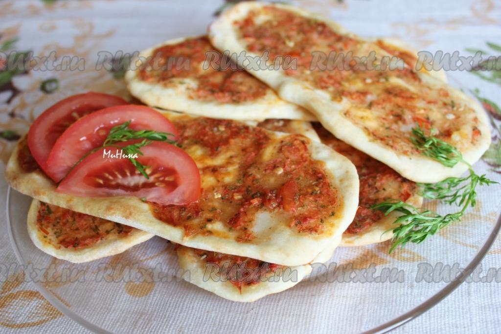 Рецепт сырные лепешки в духовке рецепт