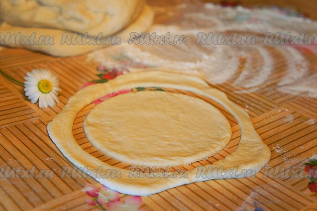 Начинка из капусты с яйцом для пирожков из дрожжевого