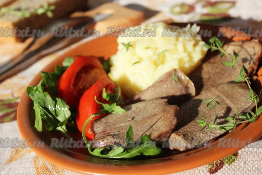 приготовление свиного языка рецепты