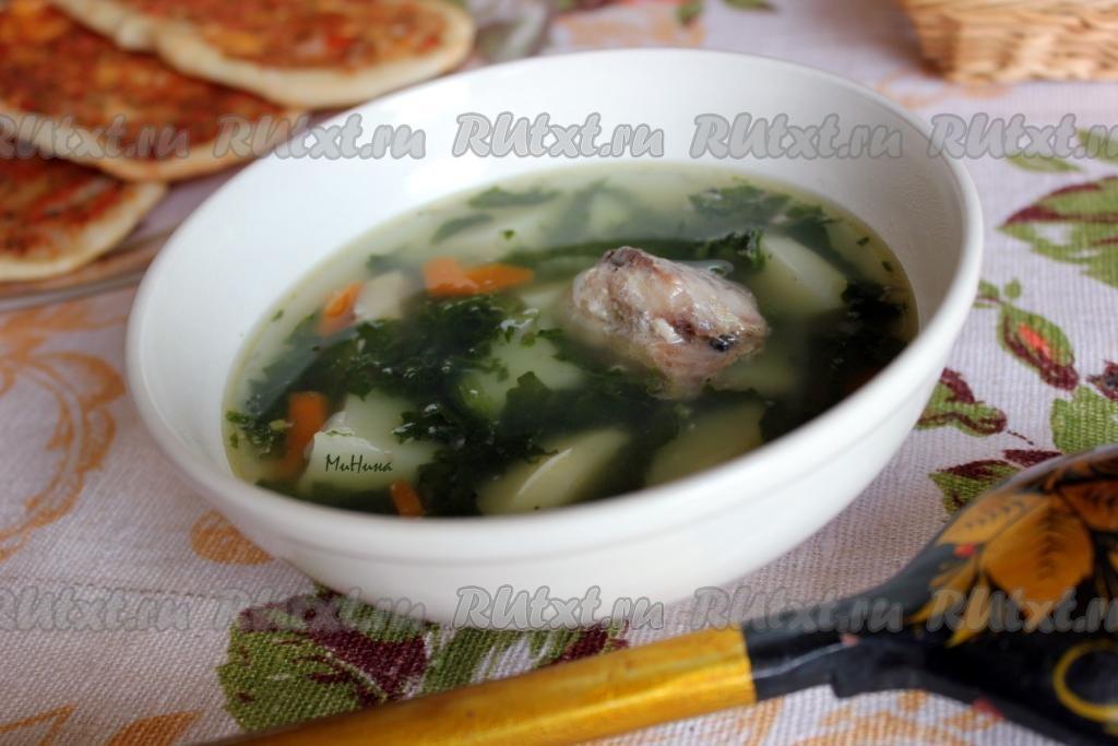 Вкусный рыбный суп фото рецепт