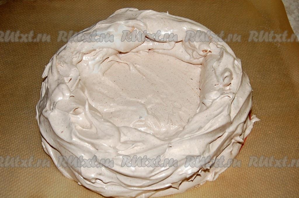 Торт без духовки рецепт с фото