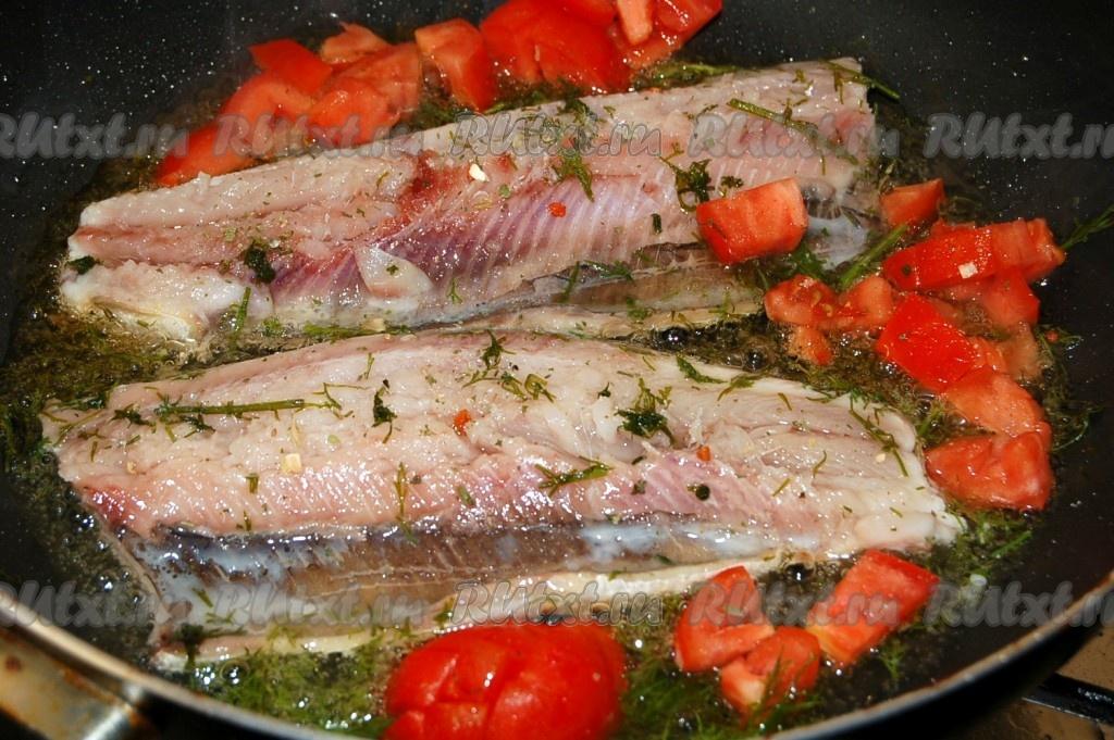 Что приготовить из свежей сельди рецепт 65