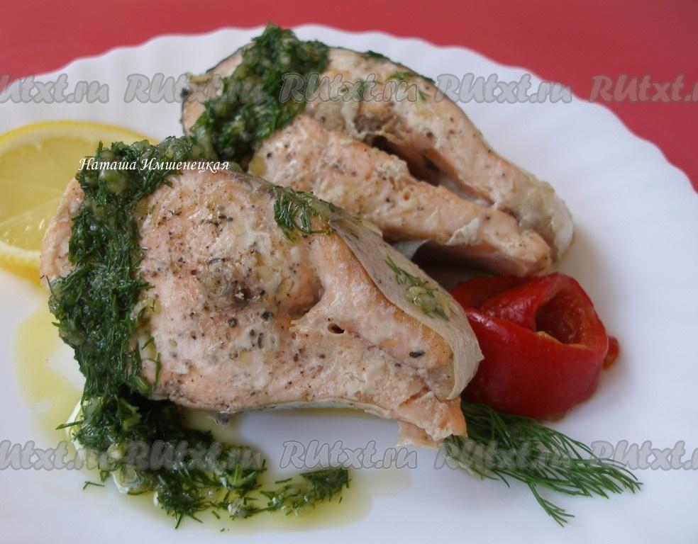рецепт рыба с лимоном в духовке рецепт с фото