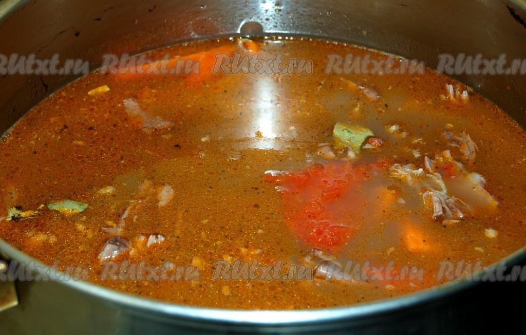 рецепт супа из фасоли в банках