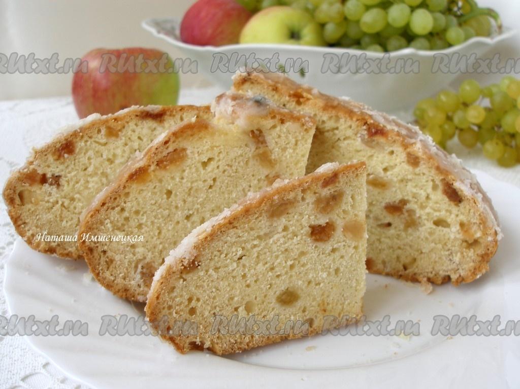 Ржаной хлеб на сыворотке