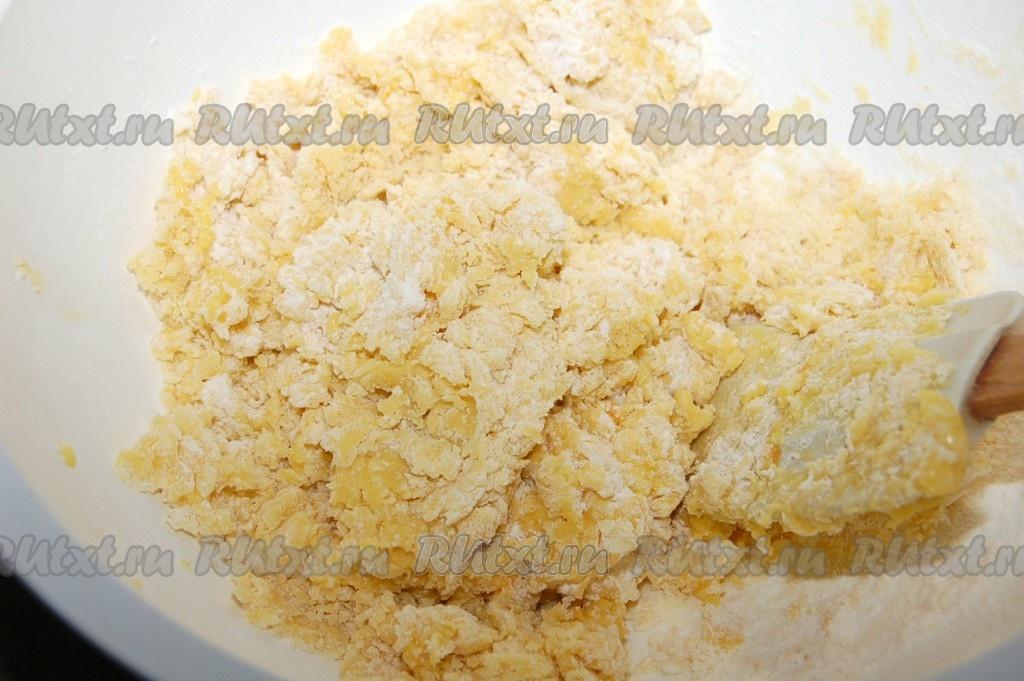 рецепт печенья для формочек в духовке фото рецепт