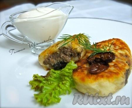 Блюда из фарша - пошаговые рецепты 232 блюд